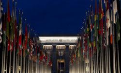 Allée des Drapeaux Palais des Nations Unies, Genf 2014 | Bild (Ausschnitt): © Jean-Marc Ferré for UN Geneva [CC BY-NC-ND 2.0] - flickr