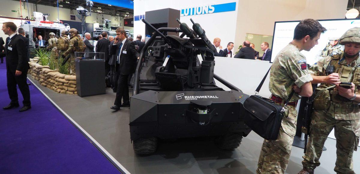 Presseerklärung: Will Deutschland wirklich ein Verbot von autonomen Waffensystemen?