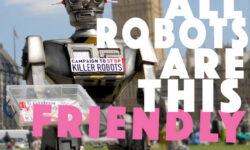 Bild (Ausschnitt): © Campaign to Stop Killer Robots [Alle Rechte vorbehalten] - flickr